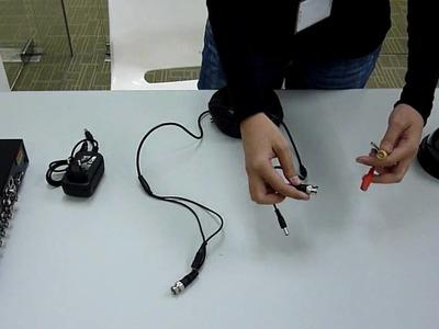 How to DIY CCTV