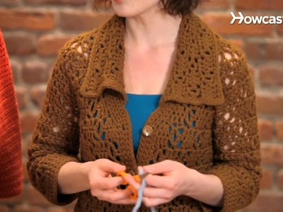 How to Fasten Off Yarn | Crocheting