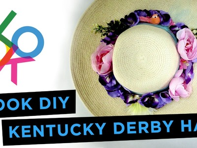 Kentucky Derby Hat How-To: LOOK DIY
