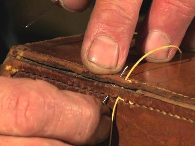 Leather Craft Repair - Pt 2