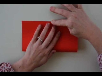 Make an Origami Heart with a Secret Surprise