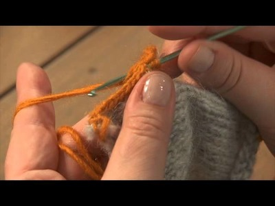 Make Buttonholes For Your Cardigan with Ragga Eiríksdóttir