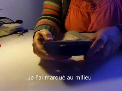 Mini album tutoriel francais stampin'up