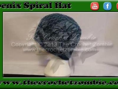 Phoenix Spiral Hat Tutorial Pt1