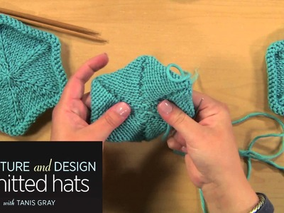 Preview Structure and Design of Knitted Hats with Tanis Gray