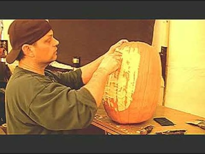 Pumpkin Carving In 3D Part 1