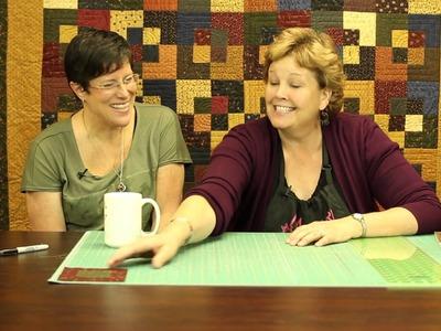 Quilt Talk With Lynne Hagmeier of Kansas Troubles