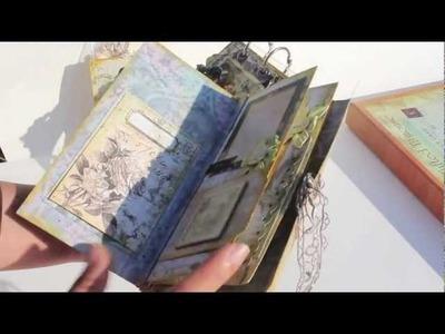 Scrapbooking NaturesGarden KIT (BlueMoon).m4v
