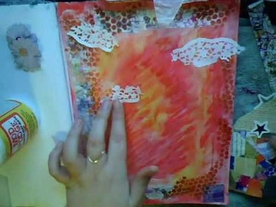 Art Journal Fun-Home is where you make it