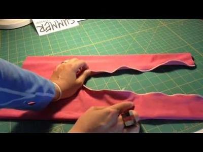 Baby.Toddler Legging Sewing Tutorial