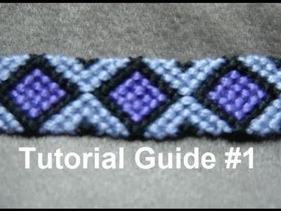 ◘ BeyondBracelets (Tutorial Guide #1) Click & Learn Pattern