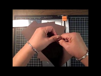 Card Making 101- Another Card Stock Cutting Tip