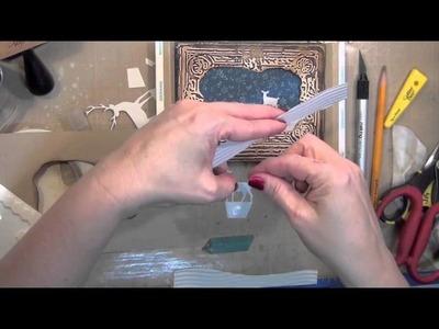 Christmas 2012:  #11 Deer Shadow Box Card Tutorial