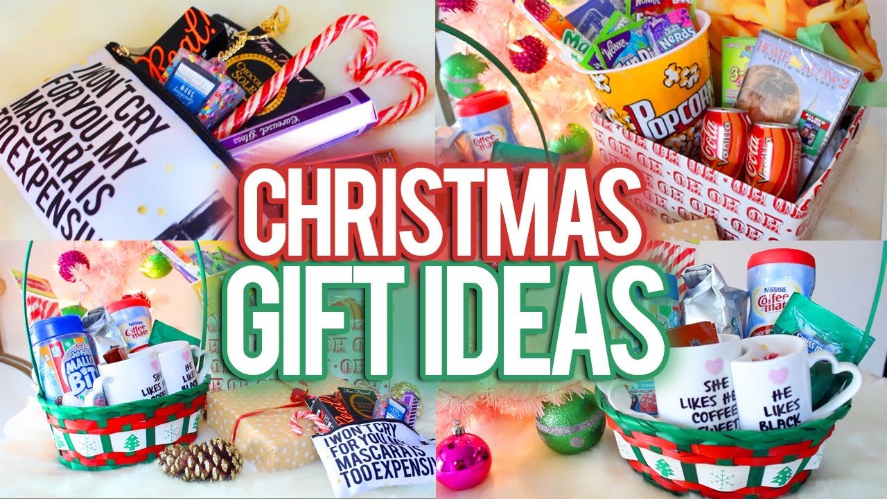 CHRISTMAS GIFT IDEAS!