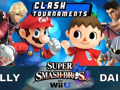 CLASH Invitational for Smash Wii U - Ally vs Daiki - Pool C