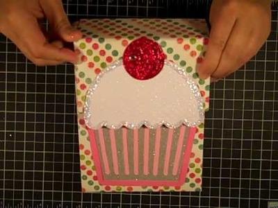 Cupcake Box  Part 1 of 3