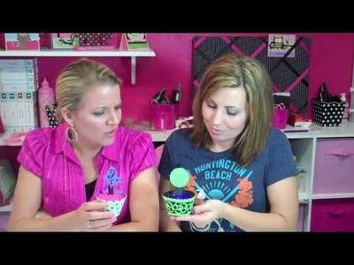 Episode 222 - Cricut Lite Cupcake Wrappers
