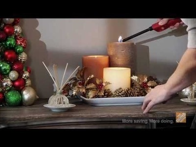 Holiday Home Decorating Tips - The Home Depot