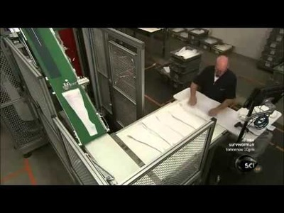 How It's Made  Compression Hosiery