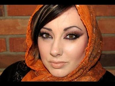 How To: Arabic Makeup Tutorial {Makeup Geek}