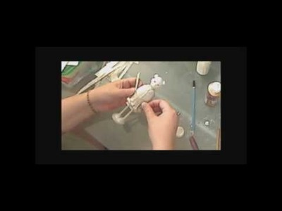 How To Make A Paperclay Art Doll