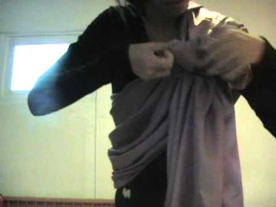 How to Make A Ring Sling Without Sewing