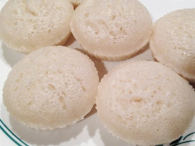 How to make steamed rice cakes - banh bo - vietnamese cow cakes