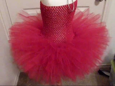 HOW TO: Make Tutus More Full and Fluffy by Just Add A Bow