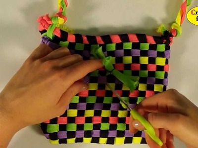 I Love Laces Shoelace Purse by Creativity for Kids