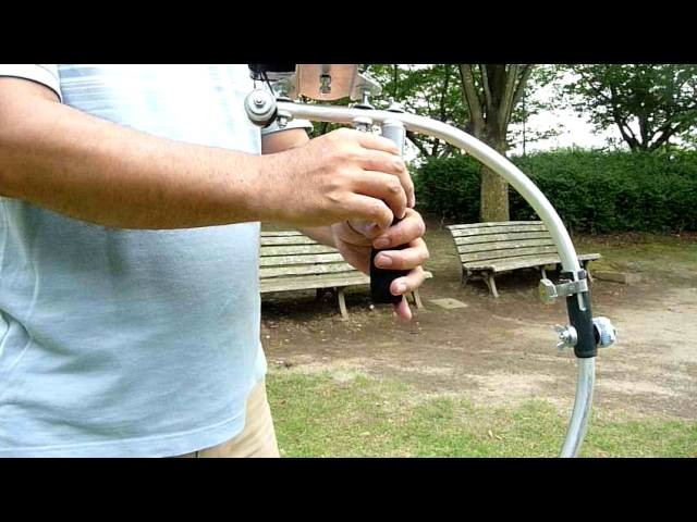 Low cost gimbal 3 grips and shots  DIY camera stabilizer