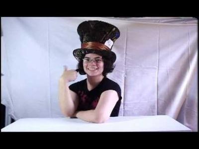 Mad Hatter's Hat from Tim Burton's Alice in Wonderland
