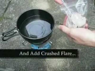 Magic Tricks Tutorial - How To Make Flash Paper!