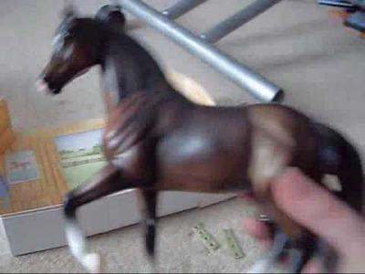 MY FIRST BREYER HORSE