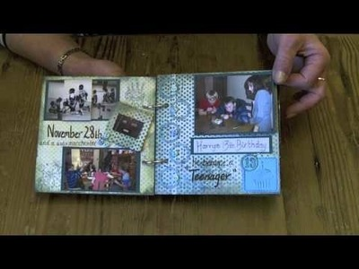 My thoughts on adding Photos to your mini albums