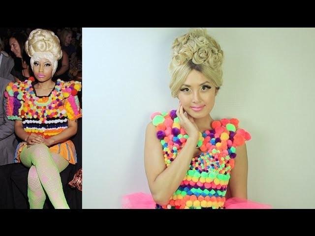 Nicki Minaj Fashion Tutorial