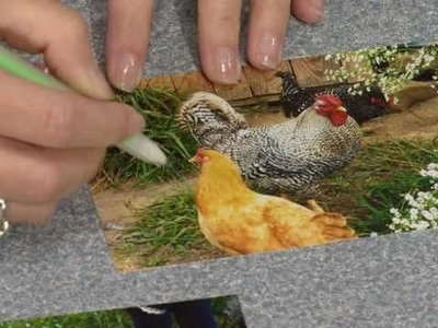 Photo Art with 3-D Pens