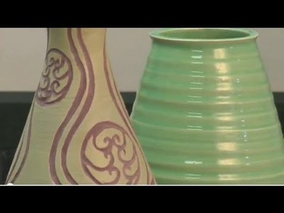 Pottery Making: How to Make Vases