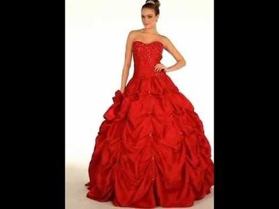 Princess Formal Ball Gown | Beautiful Corset Quinceanera Dress