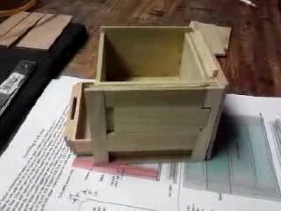 Puzzle Box Build