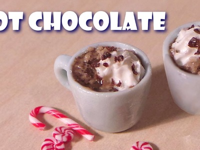 Simple Mug Of Hot Chocolate - Polymer Clay Tutorial