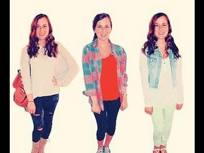 Back to School Outfits 2012