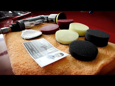 Buff Daddy 2 Inch Polishing Pads Review - Detailing Addict