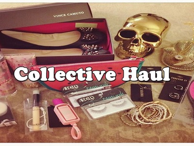 ★ Collective Haul: Nordstrom, Forever21, Ross, Sephora ★