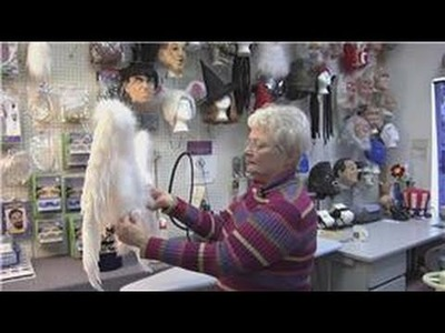 Costumes & Halloween : How to Make Christmas Angel Costumes