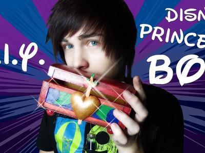 D.I.Y. Disney Princess Box!
