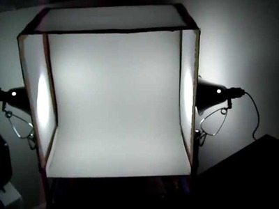 DIY Light Tent for Animal Photography!