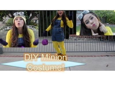 D.I.Y. Minion Costume!