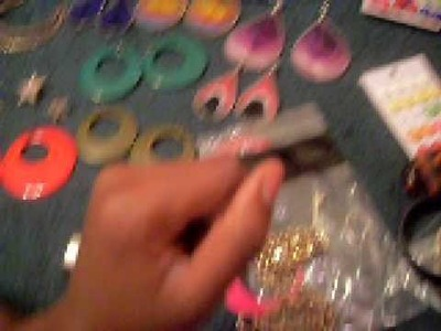 EARRING COLLECTION N TIPS