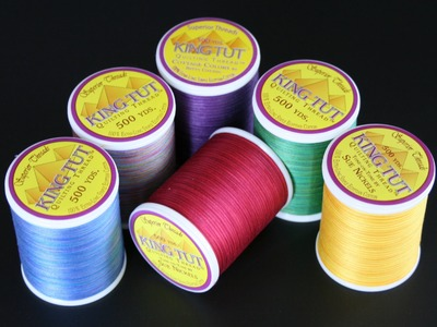 Egyptian Cotton Sewing and Quilting Thread