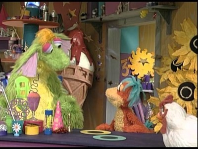 Flying Chicken - Mopatop's Shop - The Jim Henson Company